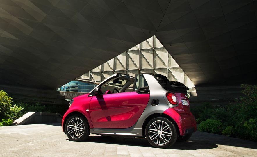 2018 Smart Electric Drive Cabriolet - Slide 58