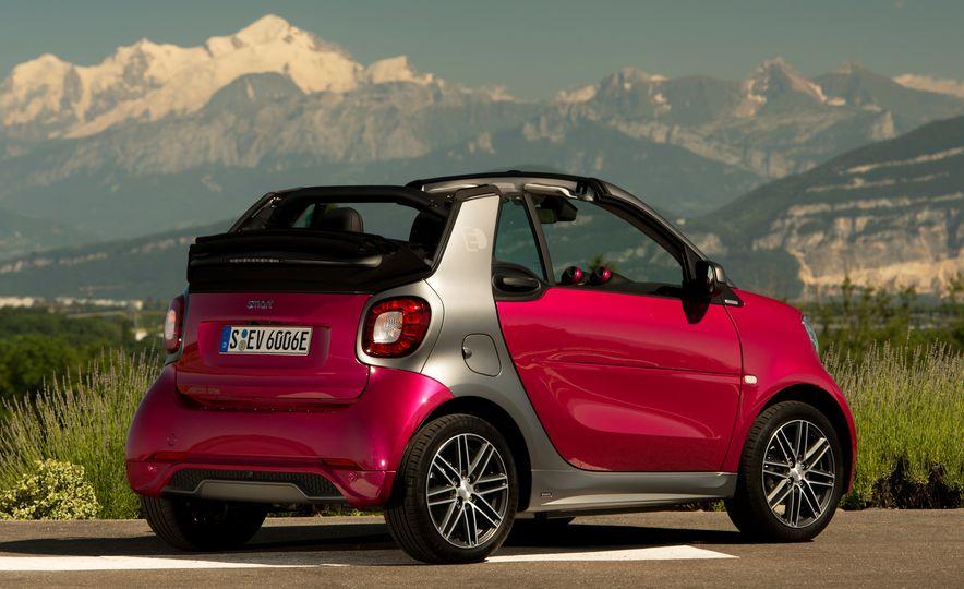 2018 Smart Electric Drive Cabriolet - Slide 62