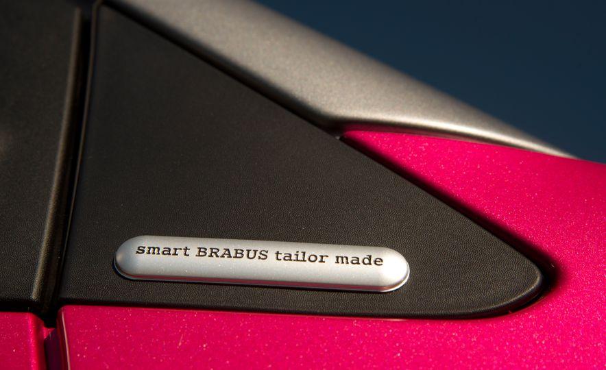 2018 Smart Electric Drive Cabriolet - Slide 66