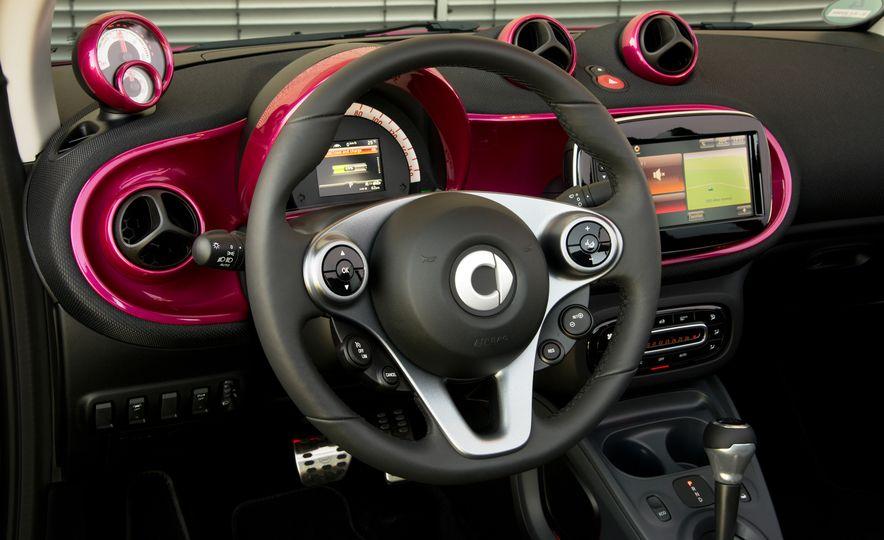 2018 Smart Electric Drive Cabriolet - Slide 72