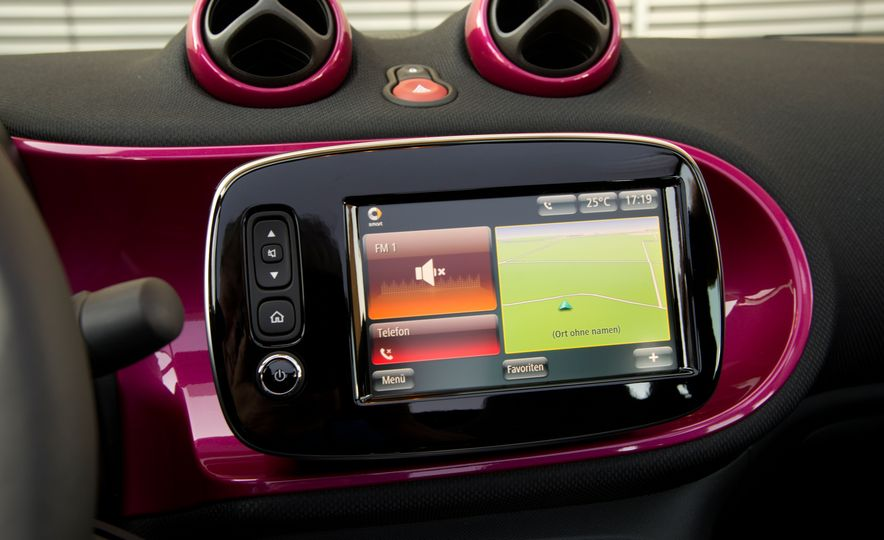 2018 Smart Electric Drive Cabriolet - Slide 75