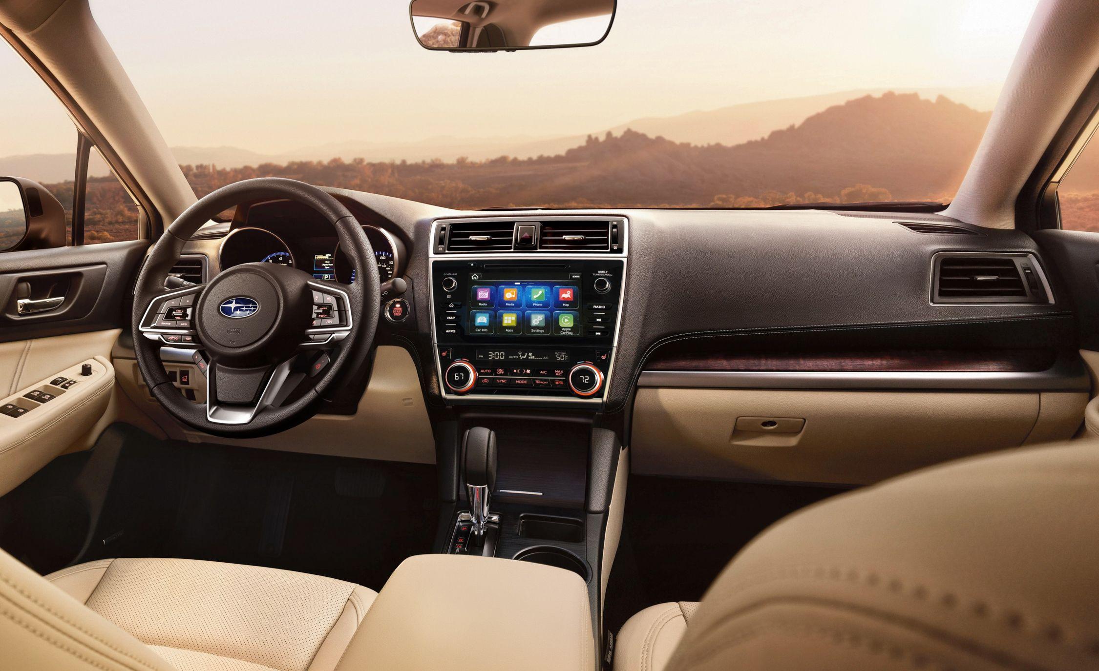 2020 Subaru Outback Reviews Price Photos And Specs Car Driver