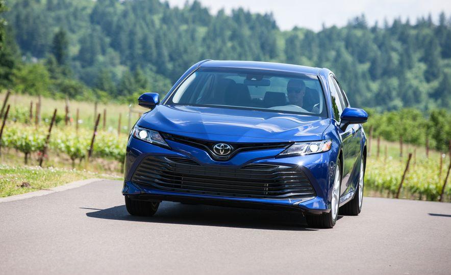 2018 Toyota Camry - Slide 10