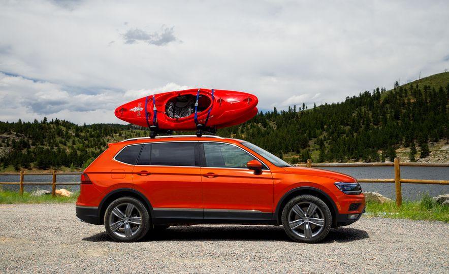 2018 Volkswagen Tiguan - Slide 19