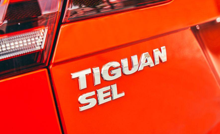 2018 Volkswagen Tiguan - Slide 26