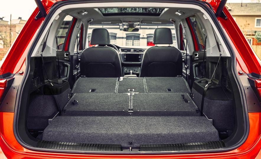 2018 Volkswagen Tiguan - Slide 50