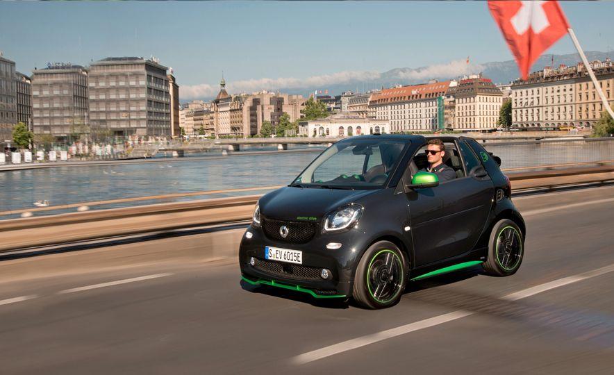 2018 Smart Electric Drive Cabriolet - Slide 1