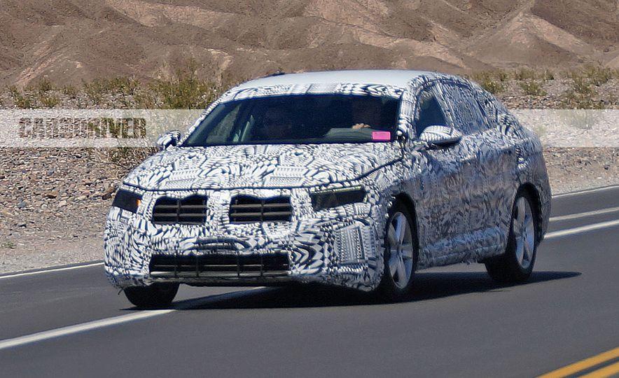 2019 Volkswagen Jetta (spy photo) - Slide 1