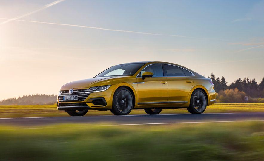 2019 Volkswagen Arteon - Slide 11