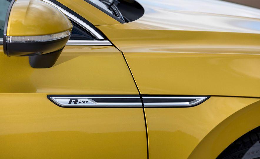 2019 Volkswagen Arteon - Slide 24