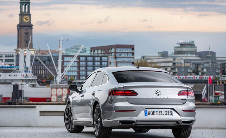 2019 Volkswagen Arteon - Slide 54
