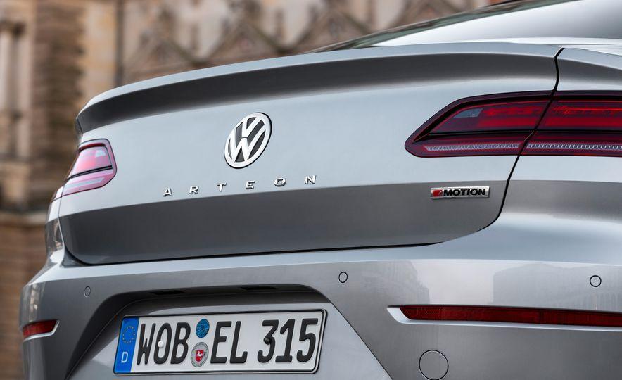 2019 Volkswagen Arteon - Slide 59