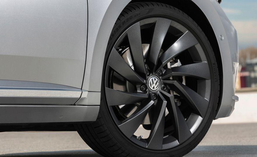 2019 Volkswagen Arteon - Slide 60