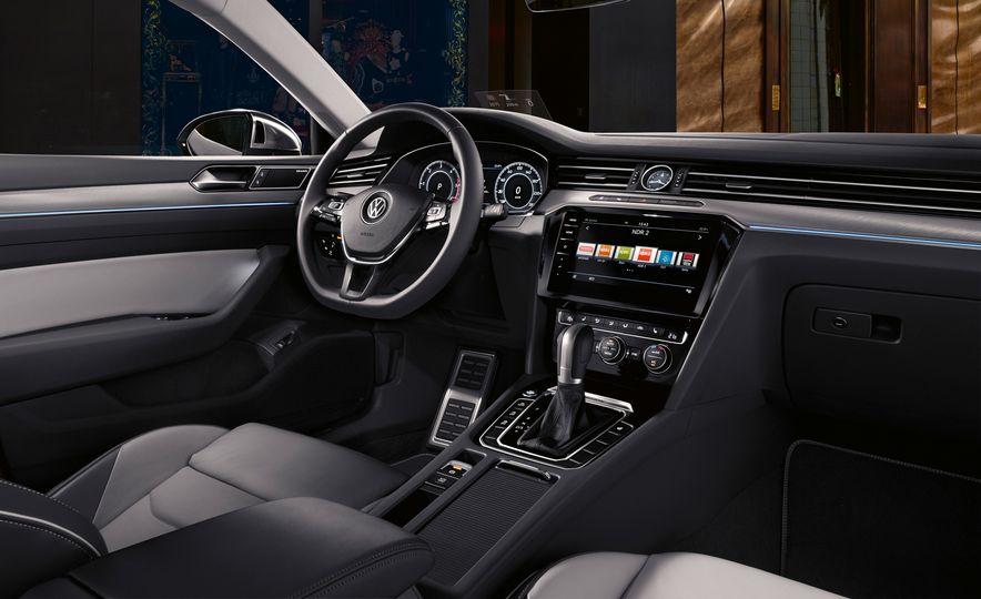 2019 Volkswagen Arteon - Slide 62