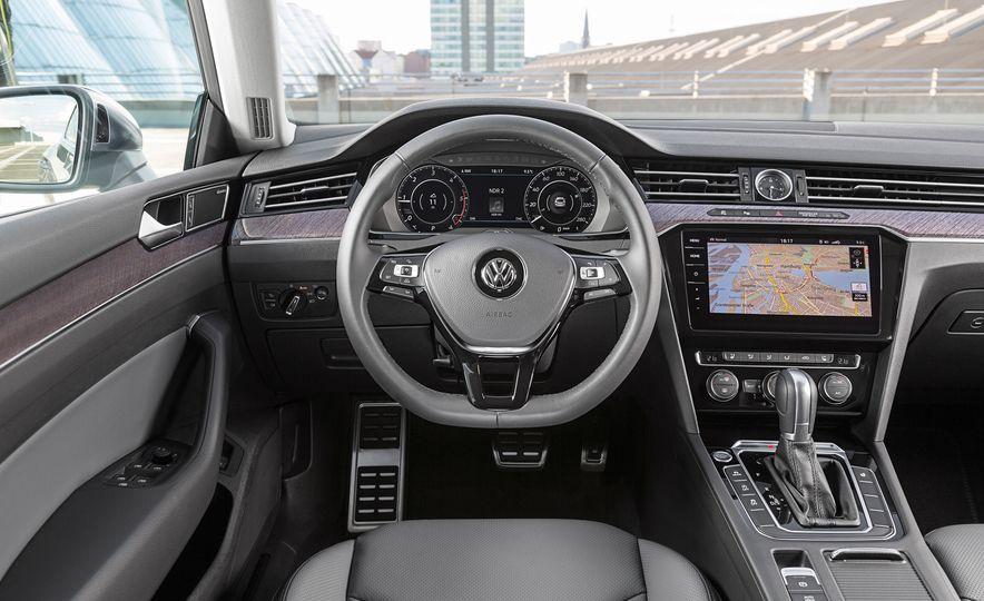 2019 Volkswagen Arteon - Slide 63