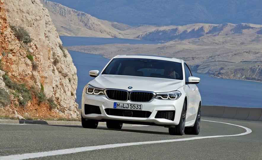 2018 BMW 6-series Gran Turismo - Slide 1
