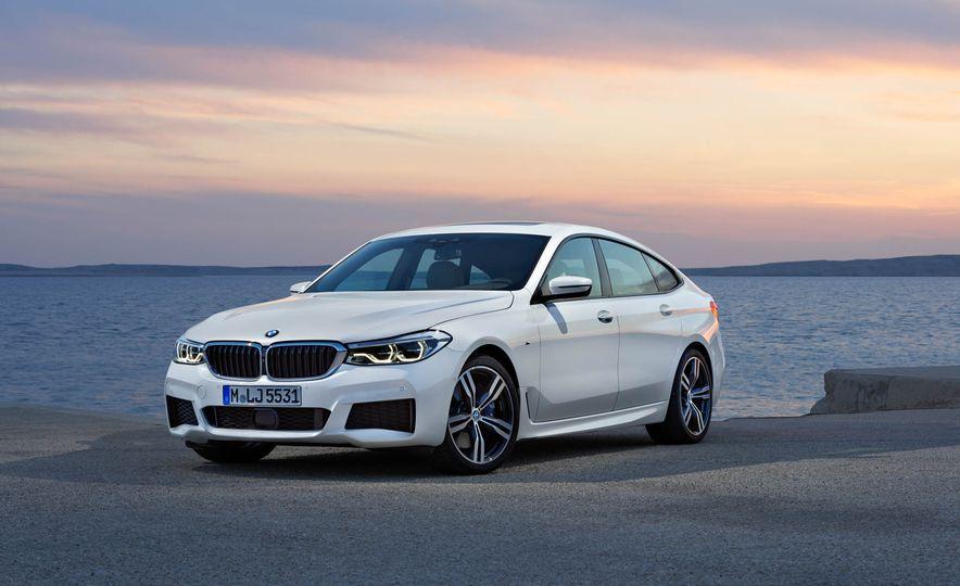 2018 BMW i3 and 2018 BMW i3s - Slide 36