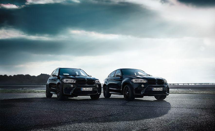 BMW X5M and X6M Black Fire - Slide 2