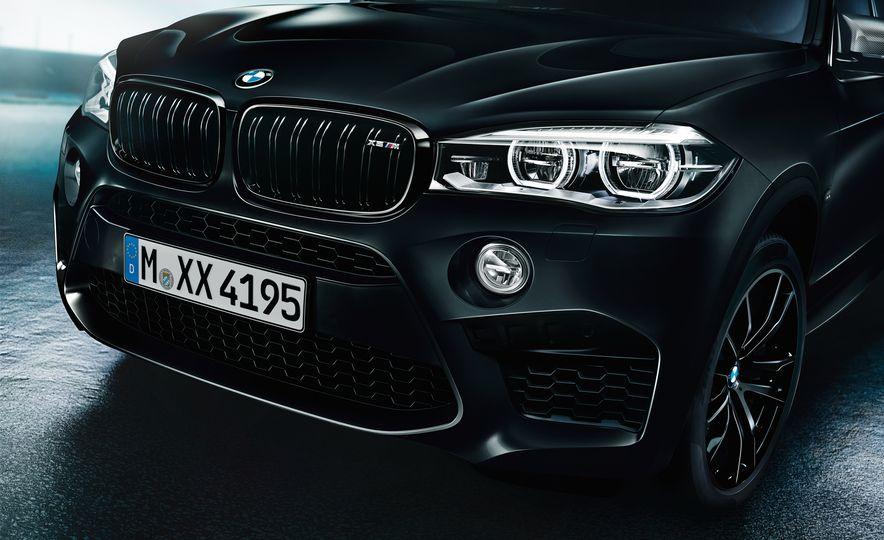 BMW X5M and X6M Black Fire - Slide 3