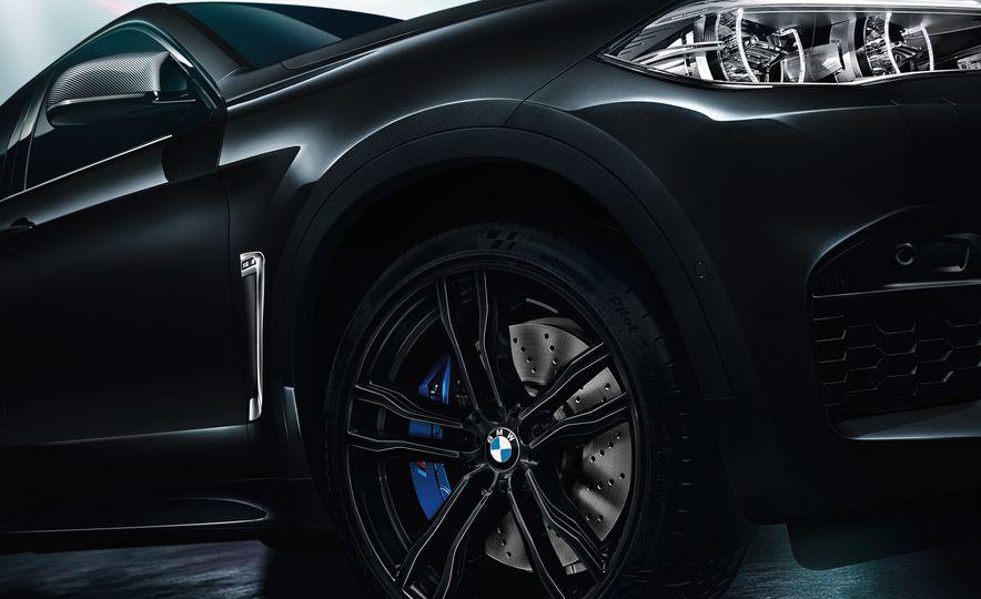 BMW X5M and X6M Black Fire - Slide 4