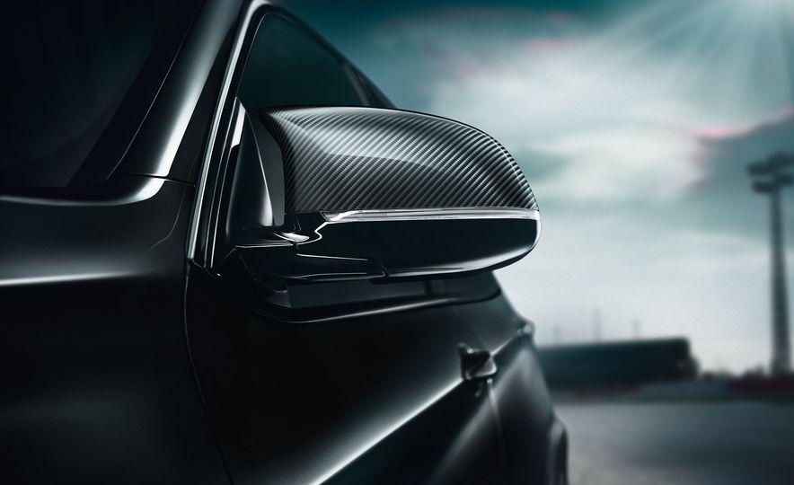 BMW X5M and X6M Black Fire - Slide 5