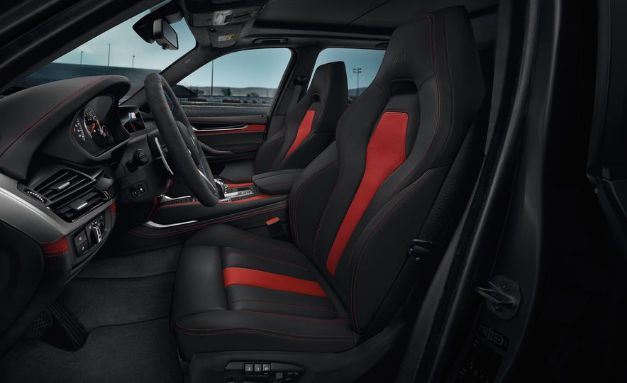 BMW X5M and X6M Black Fire - Slide 6