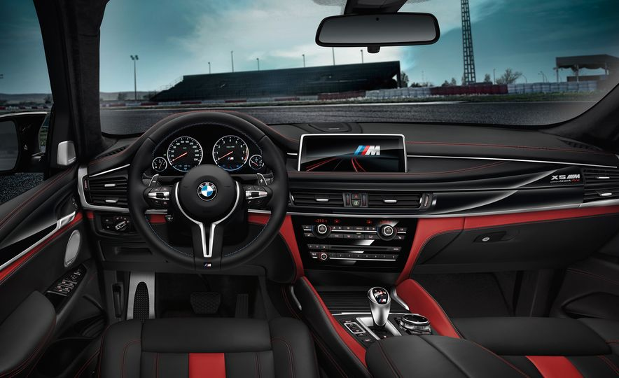 BMW X5M and X6M Black Fire - Slide 9