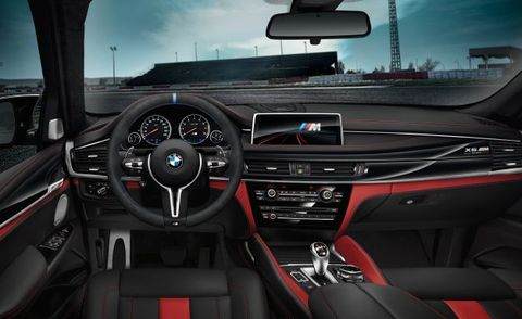 Bmw Announces X5 M And X6 M Black Fire Editions News Car And Driver