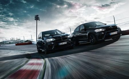 BMW X5 M and X6 M Get Exclusive by Doing What Everybody Else Is Doing