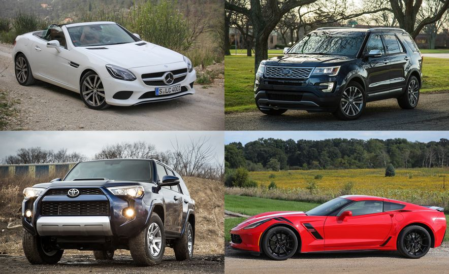These Are the 10 New Cars and Trucks Owners Keep the Longest - Slide 1
