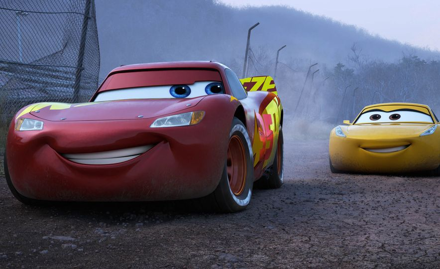 """Junior Moon and Sally's Mustache: Inside Pixar's Pursuit of Authenticity in the """"Cars"""" Films - Slide 2"""