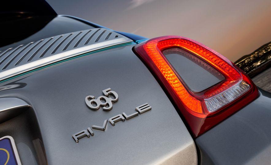 Fiat 695 Rivale - Slide 8
