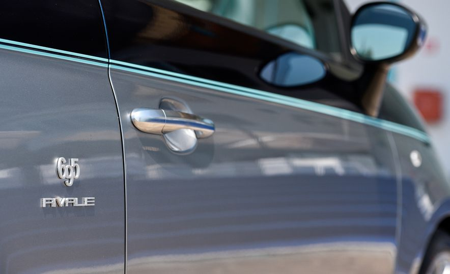 Fiat 695 Rivale - Slide 10