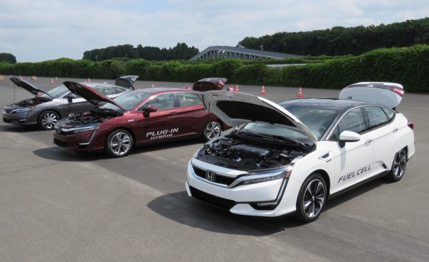 View 16 Photos Remix: Clarity Electric And Plug In Hybrid Aim For Wider  Niche A