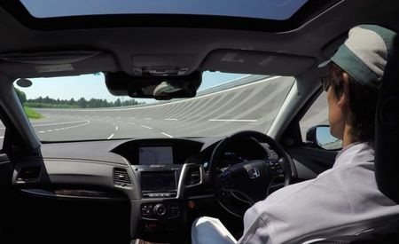 Honda Aims for a Fully Self-Driving Vehicle by 2025