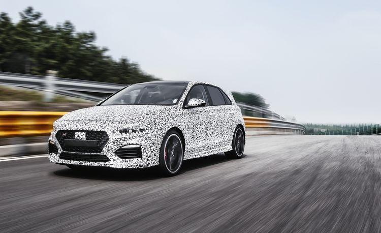More Details Emerge on Hyundai's Performance Sub-Brand