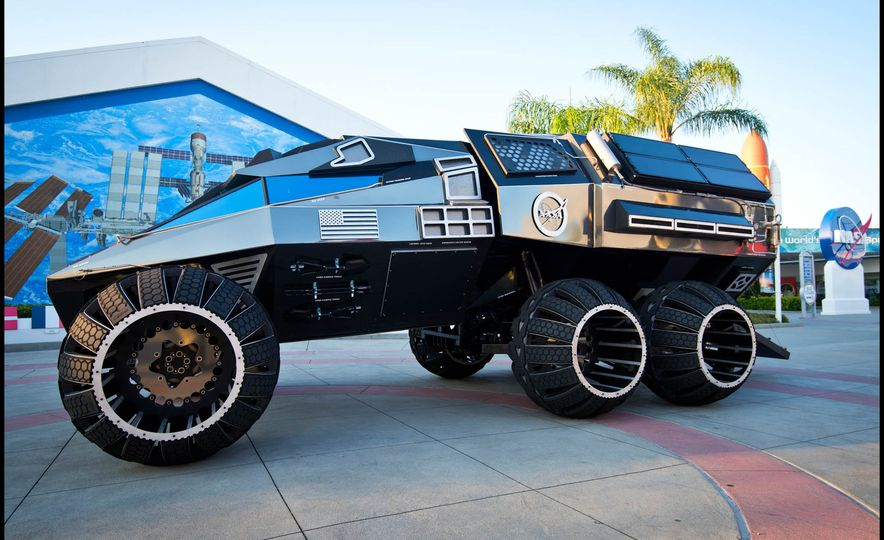 Mars Rover concept - Slide 4
