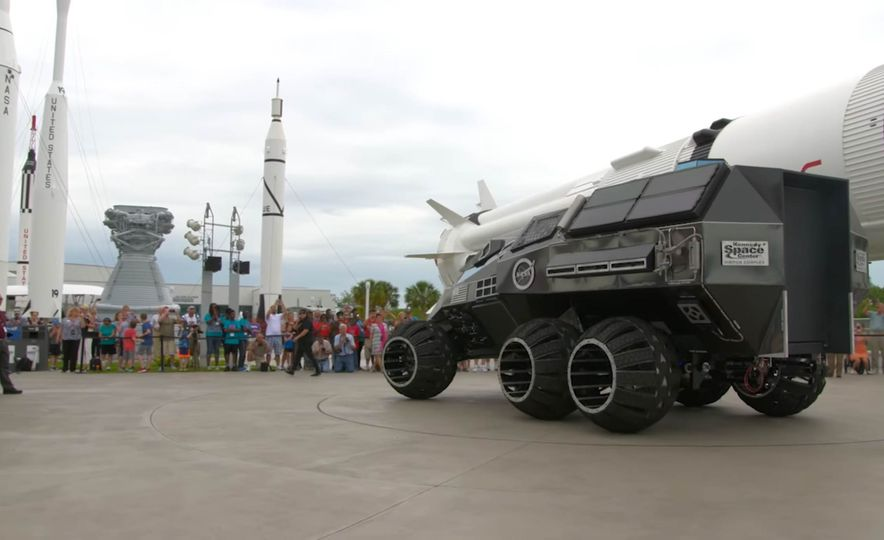 Mars Rover concept - Slide 5