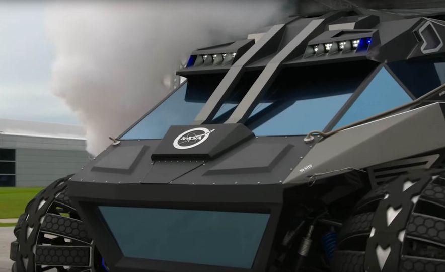 Mars Rover concept - Slide 11