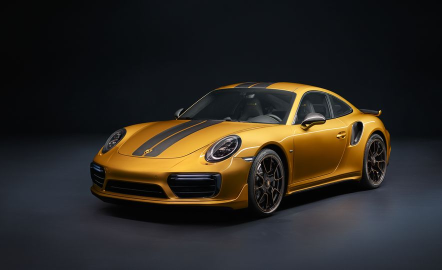 Porsche 911 Turbo S Exclusive Series - Slide 5