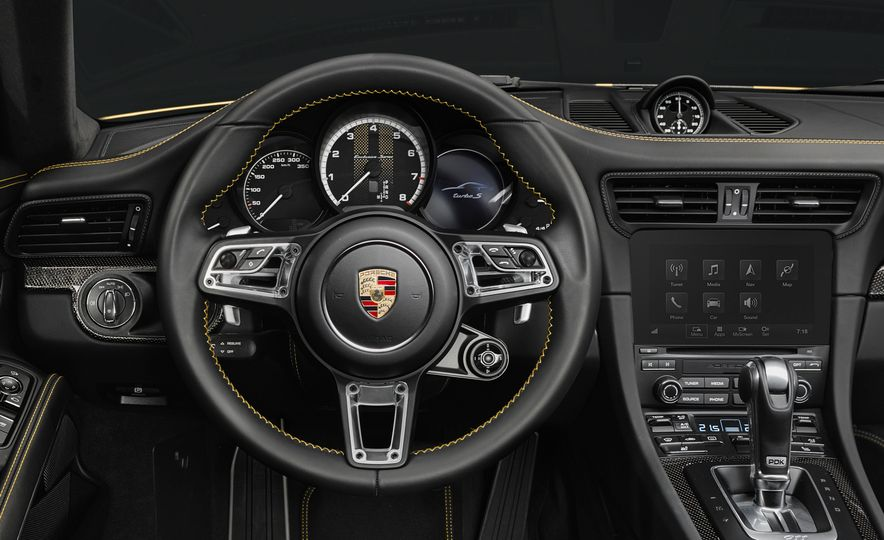 Porsche 911 Turbo S Exclusive Series - Slide 16
