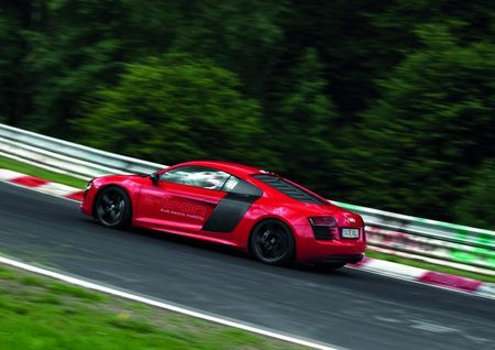 Audi Wants High-Performance EVs to Join Hybrid RS Variants
