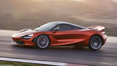 McLaren Exploring All-Wheel-Drive Alternatives
