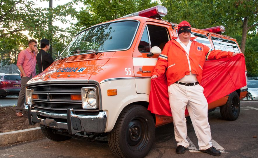 They Were There: Cannonball Run Racers' Outlaw Tales (and a New Movie!) - Slide 7