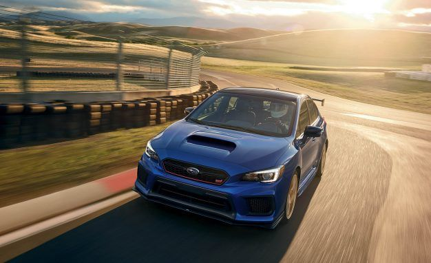 Subaru Announces 2018 WRX STI Type RA And BRZ TS | News | Car And Driver