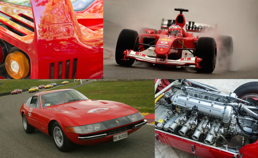 Wyld Stallyns: The 12 Greatest Ferraris of All Time - Slide 1