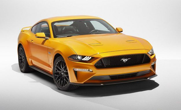 Looks Like the 2018 Ford Mustang GT Will Redline at 7500 RPM