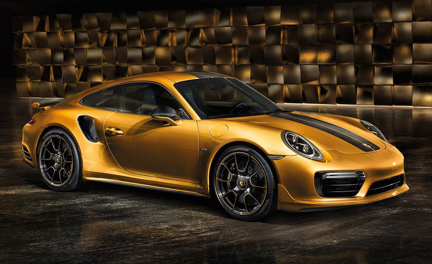 Porsche 911 Turbo S Exclusive Series - Slide 3
