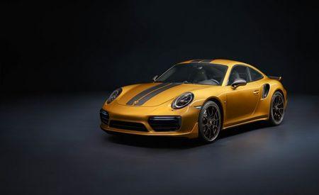 607 Horsepower, Maximum Luxury: Porsche's New 911 Turbo S Exclusive Series Coupe