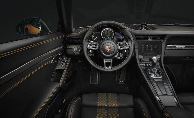 Porsche Announces 911 Turbo S Exclusive Series Coupe News Car